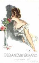 art021241 - American Beauties Artist Harrison Fisher Postcard Post Card
