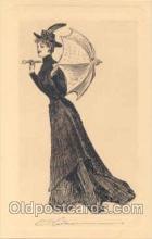 art023016 - Charles Dana Gibson (USA) Postcard Post Card