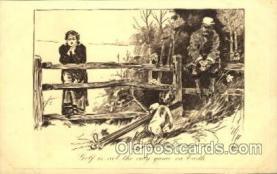 art023046 - Gibson Postcard Post Card
