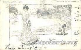 art023048 - Gibson Postcard Post Card