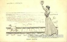 Artist Charles Dana Gibson (United States) Postcard Post Card