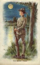 art025023 - Artist Archie Gunn Postcard Post Card
