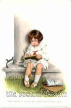 art026006 - Artist Bessie Pease Gutmann (USA) Postcard Post Card