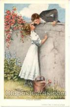 art026008 - Artist Bessie Pease Gutmann (USA) Postcard Post Card