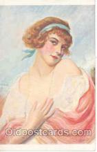 art028002 - Artist G. Herve (France) Postcard Post Card
