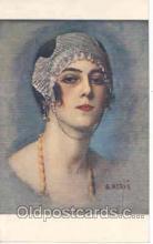 art028004 - Artist G. Herve (France) Postcard Post Card