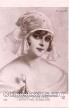 art028007 - Artist G. Herve (France) Postcard Post Card