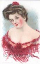 art030019 - Artist Maud Humphrey (USA) Postcard Post Card