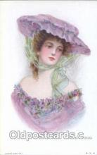 art030025 - Artist Maud Humphrey (USA) Postcard Post Card