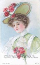 art030032 - Artist Maud Humphrey (USA) Postcard Post Card