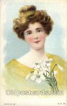 art030044 - Maud Humphrey Postcard Post Card