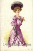 art030049 - Maud Humphrey Postcard Post Card