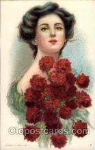 art030050 - Maud Humphrey Postcard Post Card