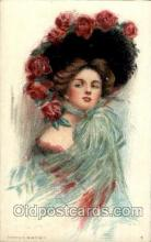 art030054 - Maud Humphrey Postcard Post Card