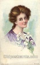 art030056 - Maud Humphrey Postcard Post Card