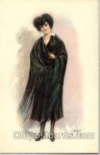 art034001 - Artist Hamilton King (USA) Postcard Post Card