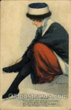 art034010 - H. King Postcard Post Card