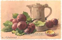 art035022 - Artist Catherine Klein (Germany) Postcard Post Card