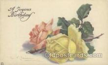 Artist Catherine Klein Postcard Post Card