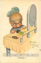 art040034 - Artist Beatrice Mallet (France) Postcard Post Card