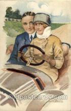 art044110 - Artist Suzanne Meunier Postcard Post Card