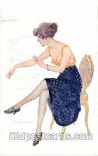 art044124 - Artist Suzanne Meunier Postcard Post Card