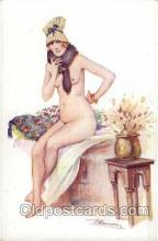 art044127 - Artist Suzanne Meunier Postcard Post Card