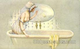 Artist Maurice Milliere (France) Postcard Post Card