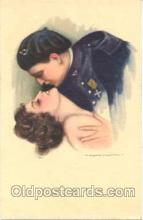 art047053 - Artist Giovanni Nanni Postcard Post Card