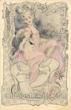art050040 - Artist Gaston Noury (France) Postcard Post Card