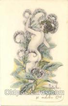 Artist Gaston Noury (France) Postcard Post Card