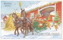 art051005 - Artist Curt Nystrom Postcard Post Card