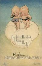 art053017 - Rose O'Neill Kewpies Postcard Post Card