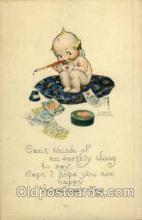 art053019 - Rose O'Neill Kewpies Postcard Post Card