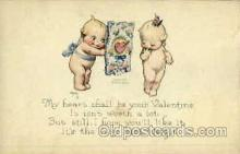 art053027 - Rose O'Neill Kewpies Postcard Post Card