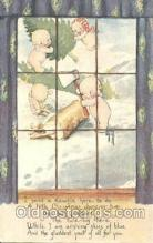 art053041 - Artist Rosie O'Neill, Kewpie Postcard Post Card