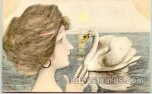 art055005 - Artist B. Petella (Italy) Postcard Post Card