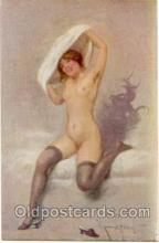 Artist Albert Penot (France) Postcard Post Card