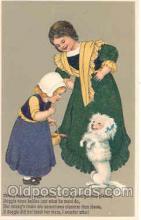 art059014 - Artist P.F.B. Postcard Post Card