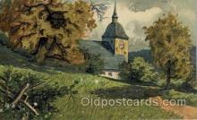 art059044 - series 6931 Artist PFB Postcard Post Card