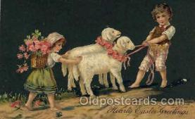 series 7482 Artist PFB Postcard Post Card