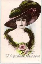 art061007 - Artist Cecil W. Quinnell (Great Britain) Postcard Post Card