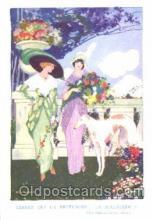 art065004 - Artist Signed Brunelleschi Postcard Post Card