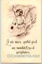 art071006 - Artist Cobb Shinn or Tom Yad, (USA) Postcard Post Card