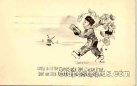 art071008 - Artist Cobb Shinn or Tom Yad, (USA) Postcard Post Card
