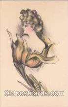 Artist Cobb Shinn or Tom Yad, (USA) Postcard Post Card
