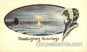 art071095 - Artist Signed Cobb Shinn or Tom Yad (United States) Postcard Post Card