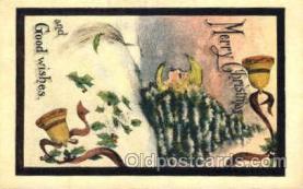 art071099 - Artist Signed Cobb Shinn or Tom Yad (United States) Postcard Post Card