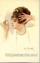 art072003 - Artist A. Simonetti (Italy) Postcard Post Card