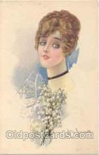 Artist A. Simonetti (Italy) Postcard Post Card